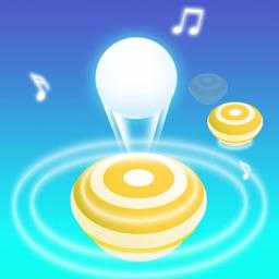 电音滚滚 - 音乐休闲反应游戏