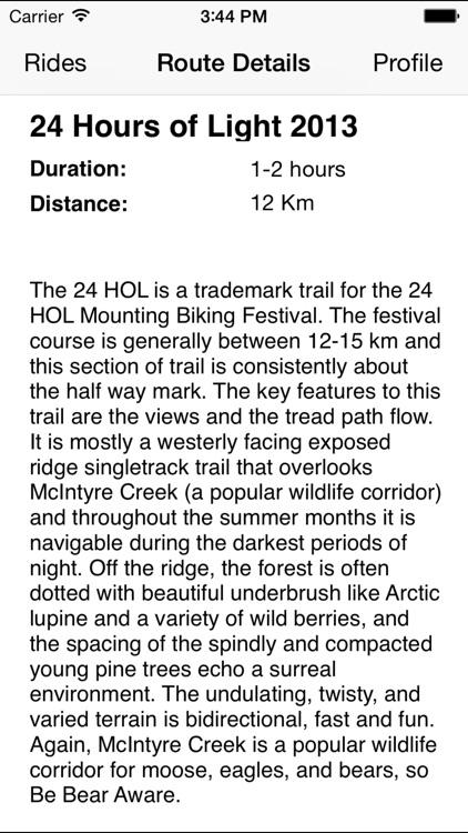 Whitehorse Trail Guide screenshot-7