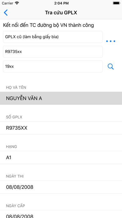 Ôn Thi Bằng Lái Xe Máy A1 - A2 screenshot 4