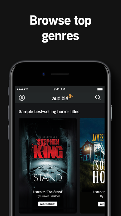 Download Audible audio books & podcasts for Android