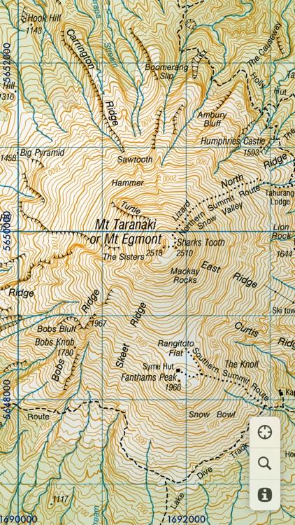 MapApp NZ North Island screenshot-3