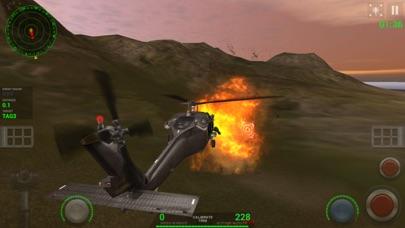Helicopter Sim Hellfireのおすすめ画像5