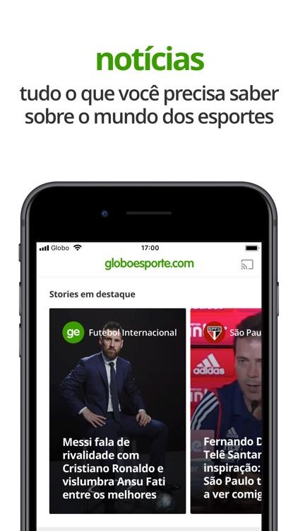 globoesporte - vídeos e jogos screenshot-8