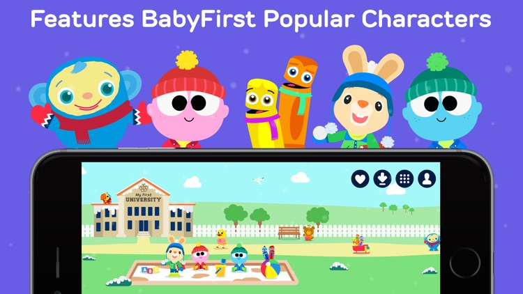 My First University: ABC Kids screenshot-3