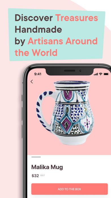 GlobeIn: Artisan Home Goods Screenshot