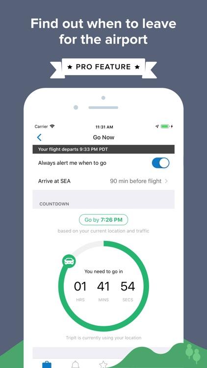 TripIt: Travel Planner screenshot-9