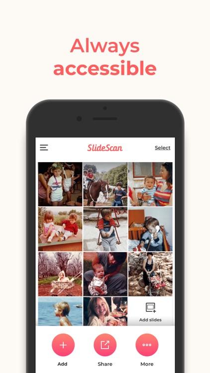 SlideScan - Slide Scanner App screenshot-4