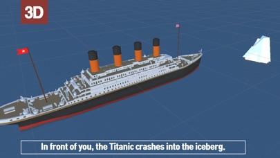 TITANIC 3D screenshot 3