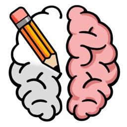 Brain Draw Half DOP