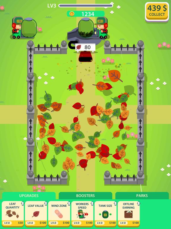 Leaf Factory Idle screenshot 7