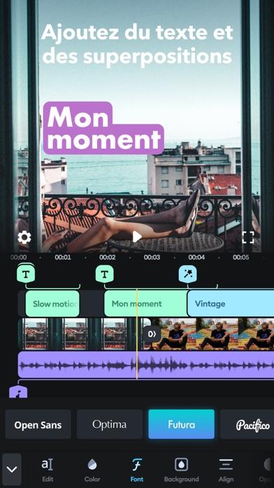 Splice - Montage video & photo