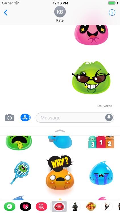 Adorable Emoji screenshot-4