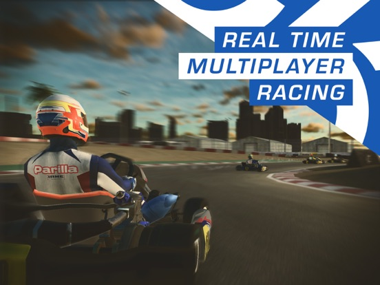 Street Kart Racing - Simulator Screenshots