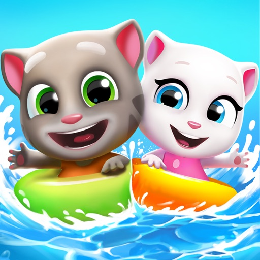 Talking Tom Pool - Puzzle Game iOS App