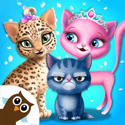 Cat Hair Salon Birthday Party