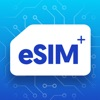 eSIM+ モバイル旅行データ - iPhoneアプリ
