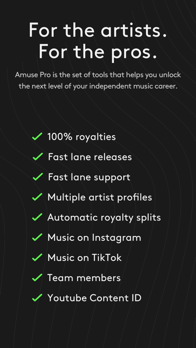 Amuse Music Distribution wiki review and how to guide