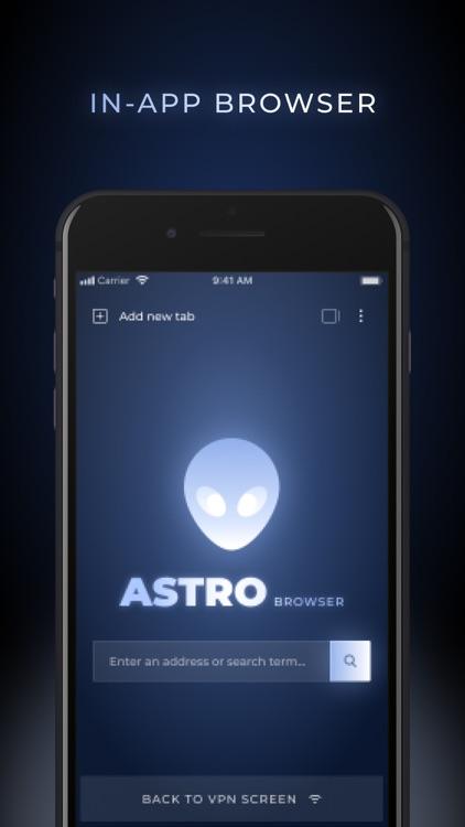 Аstro VРN - Bеst Prоxy screenshot-4