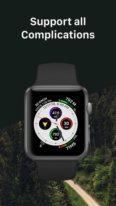Watch Speedometer Pro screenshot two