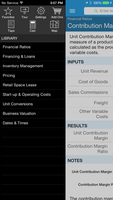 Retail CalculatorsScreenshot of 5
