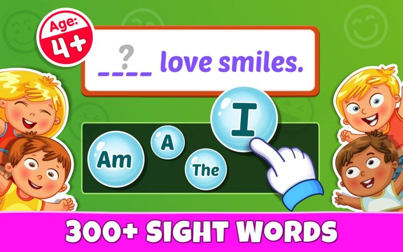 Sight Words - Pre-k to 3rd Screenshot