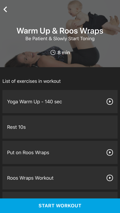 Fit Family by Roos Wraps screenshot 3