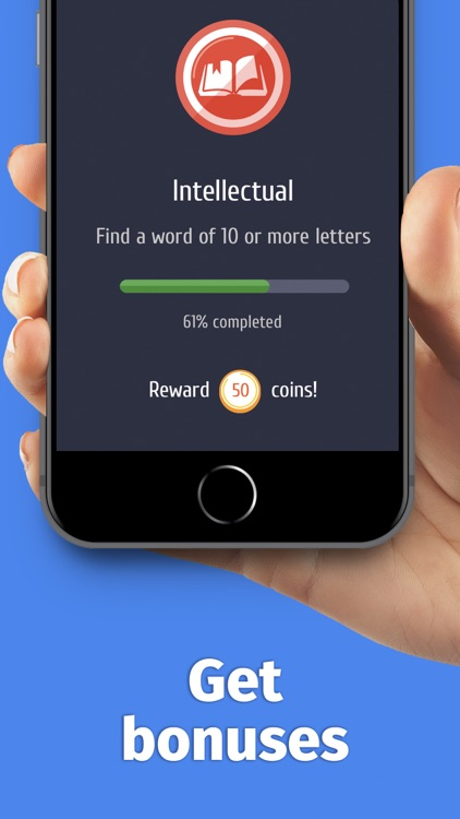 Words of Clans - word game screenshot-5