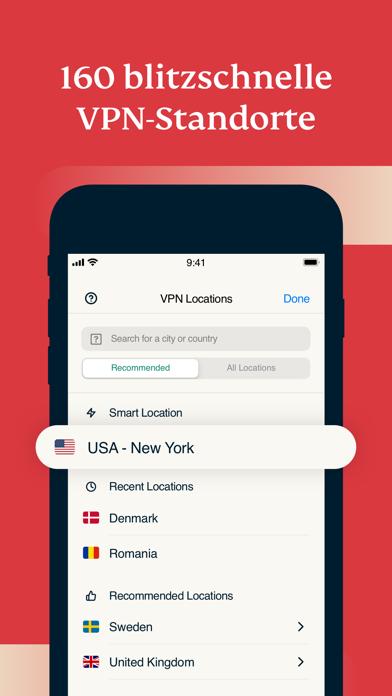 ExpressVPN - VPN Nr. 1Screenshot von 3