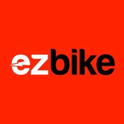 ezBike - Bike Sharing App