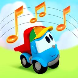 Leo the Truck Songs & Cartoons