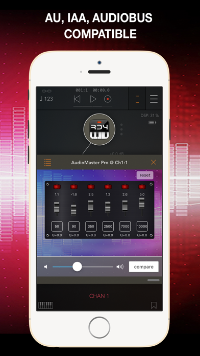 AudioMaster Pro: Improve Sound Screenshots