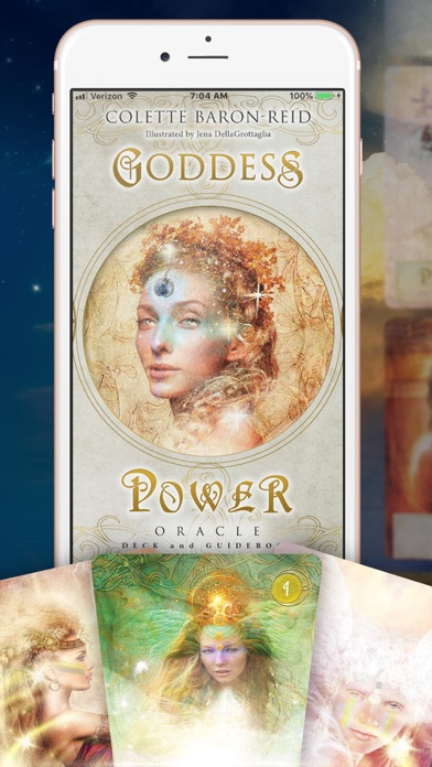 Goddess Power Oracle screenshot 1