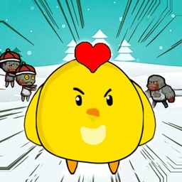 小鸡快跑-策略塔防休闲游戏