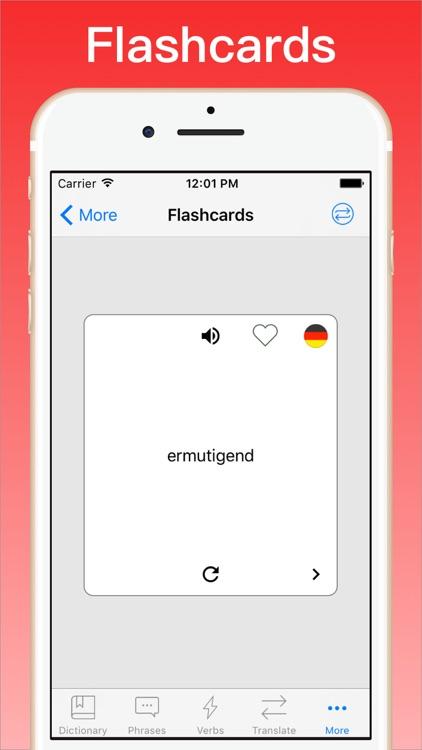 German Translator Dictionary + screenshot-6