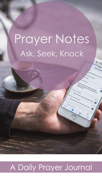 Prayer Notes PRO Daily Journal