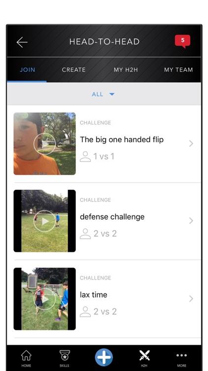 International Sports Lacrosse Apps