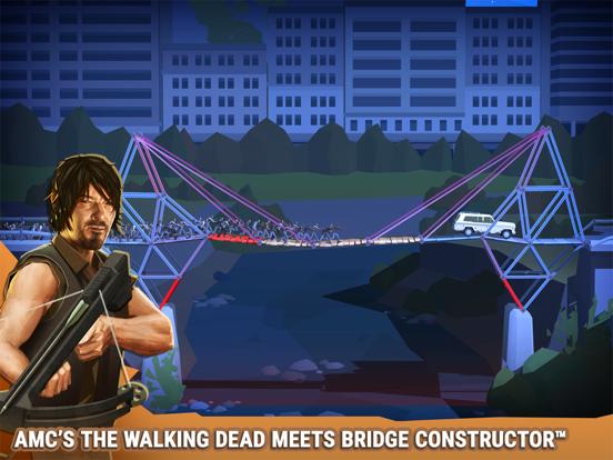 Bridge Constructor: TWD screenshot 6