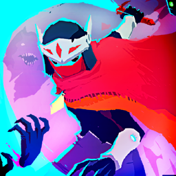 Ícone do app Hyper Light Drifter