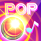 App Icon for Tap Tap Music-Pop Songs App in Brazil App Store