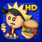 App Icon for Papa's Burgeria App in France IOS App Store