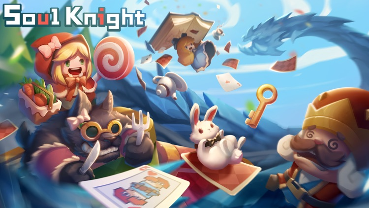 Soul Knight screenshot-5