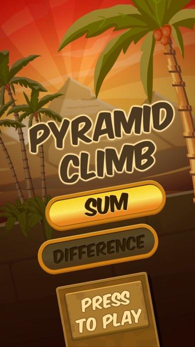 iR Pyramid Climb