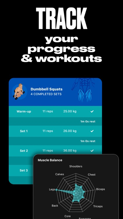 GymStreak: Workout Planner AI screenshot-8
