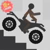 Stickman Dismounting Max - iPhoneアプリ