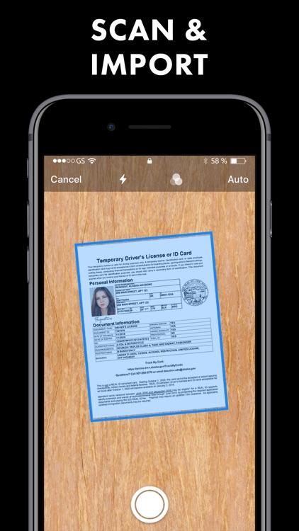 eFax – send fax from iPhone screenshot-5