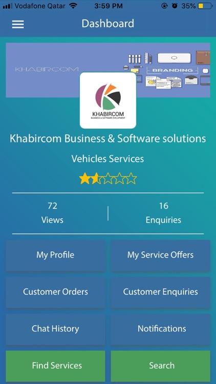 Khabir screenshot-3