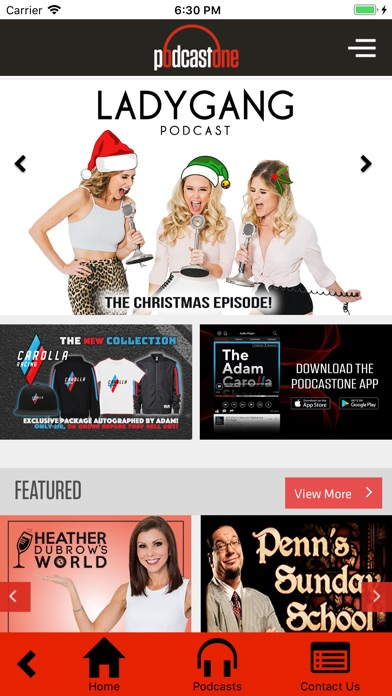 Download PodcastOne Player for Pc