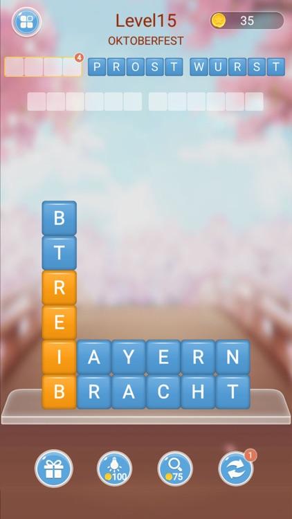 Wort Würfel - Rätsel Spiele! screenshot-8