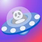 Panda UFO icon