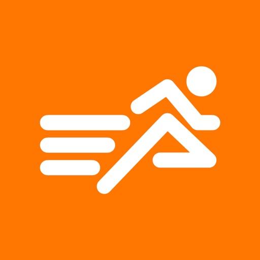 Tempo – Run & Walk Fitness Log